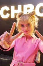 Kathryn Newton At CHROME HEARTS 20th Anniversary in Tokyo, Japan