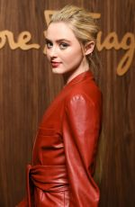 Kathryn Newton At ELLE & Ferragamo Hollywood Rising Celebration in West Hollywood