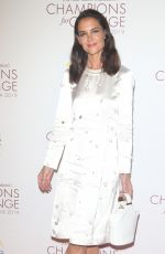 Katie Holmes At Champions for Change Gala in New York