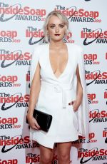 Katie McGlynn At Inside Soap Awards 2019 in London