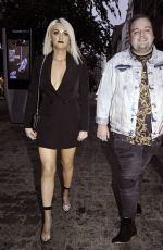 Katie McGlynn Attends the VIP House of Klarna pop up store on King Street in Manchester City Centre