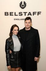 Kaya Scodelario At Belstaff Flagship Opening in London