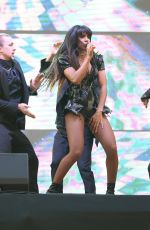 Kelly Rowland Performs at Everest The Worlds Richest Turf Race in Sydney