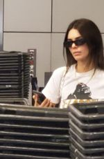 Kendall Jenner At LAX Airport