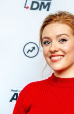 Kennedy McMann At Nancy Drew Event at BuzzFeed in NY