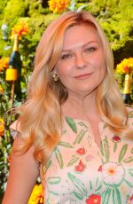 Kirsten Dunst At Veuve Clicquot Polo Classic at Will Rogers State Park in LA