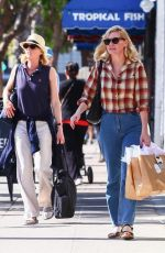 Kirsten Dunst Shopping in Studio City