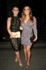 Kym Marsh At Manchester Fashion Festival at The Hilton Hotel in Manchester