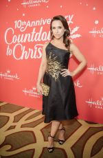 Lacey Chabert At Los Angeles screening of Hallmark Channel