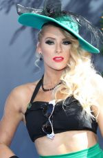Lacey Evans At WWE 20th Anniversary Celebration Marking Premiere Of WWE Friday Night SmackDown On FOX, LA