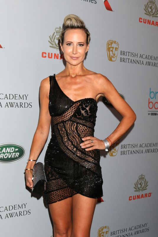 Lady Victoria Hervey At 2019 British Academy Britannia Awards at the Beverly Hilton Hotel in Beverly Hills