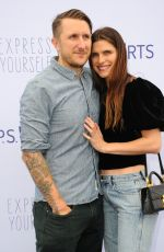 Lake Bell At P.S. Arts Express Yourself Event