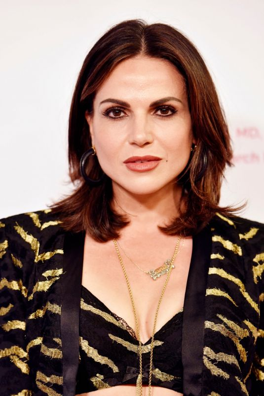 Lana Parrilla Attends 2019 Best In Drag Benefiting Aid for AIDS at Orpheum Theatre