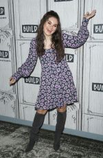 Landry Bender Visits the Build Series in NYC