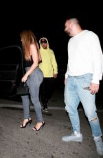 Larsa Pippen Steps out with a mystery man partying at Hyde Nightclub