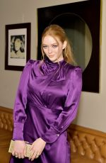 Larsen Thompson At InStyle & Kate Spade NY Dinner in West Hollywood