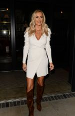 Laura Anderson At Stacey Solomon X Primark Collaboration Party at The Hoxton in London