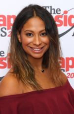 Laura Rollins At Inside Soap Awards, London
