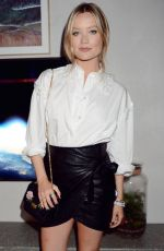 Laura Whitmore At SpaceSelfie photocall at the Samsung KX in London