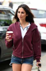 Leilani Dowding Out in Cheshire