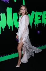 Liana Liberato At Huluween Party at New York Comic Con in New York City