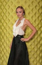 Lily-rose Depp At UK Premiere after party for