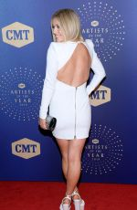 Lindsay Ell At 2019 CMT Artist of the Year in Nashville