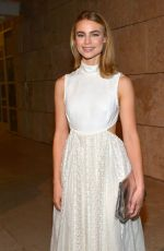Lucy Fry At Fifth Annual InStyle Awards at The Getty Center in Los Angeles