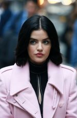 """Lucy Hale At """"Katy Keene"""" set in New York City"""