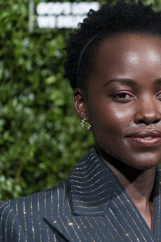 Lupita Nyong'o At 13th Annual Golden Heart Awards in NYC