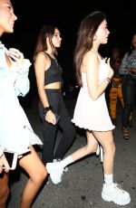 Madison Beer At Demi Lovato