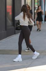 Madison Beer & Isabella Jones Shopping in Beverly Hills