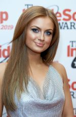 Maisie Smith At Inside Soap Awards 2019 in London
