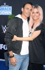 Maria Menounos At WWE 20th Anniversary Celebration at Staples Center, Los Angeles