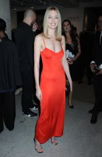Martha Hunt At Academy Of Arts Take Home A Nude Art Party And Auction, New York
