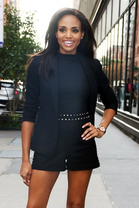Meagan Tandy At Build Series in New York