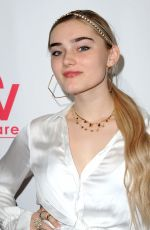 Meg Donnelly At A Time for Heroes Family Festival in LA