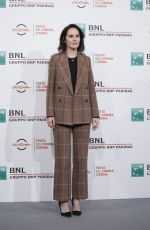 "Michelle Dockery At ""Downton Abbey"" Photocall 14th Rome Film Festival"