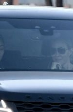 Miley Cyrus Leaving the Montage hotel in Beverly Hills