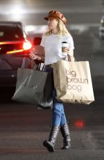 Miley Cyrus Out shopping in Studio City