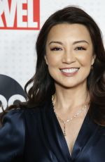 Ming-Na Wen At ABC and Marvel Honor Stan Lee in NYC