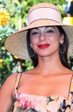 Moran Atias At Veuve Clicquot Polo Classic, Will Rogers State Park, Los Angeles