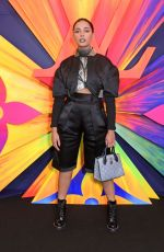 Naomi Scott At Re-opening of the Louis Vuitton New Bond Street Maison Reopening in London