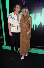 Natalie Alyn Lind At 2019 Huluween Celebration at New York Comic Con