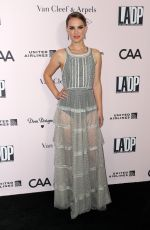 Natalie Portman At L.A. Dance Project Gala at Hauser & Wirth in Los Angeles