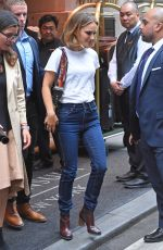 Natalie Portman Out in NYC