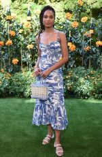 Nesta Cooper At Veuve Clicquot Polo Classic, Will Rogers State Park, Los Angeles
