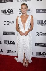 Nicky Whelan At 35th Anniversary
