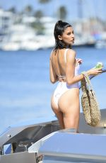 Nicole Williams Displays her flawless bikini body in Marine Del Rey, Los Angeles