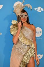 Olivia Culpo At UNICEF Masquerade Ball at Kimpton La Peer Hotel in West Hollywood
